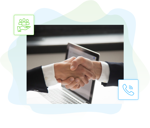 Integrating your CRM with TeleCloud offers easy customer management