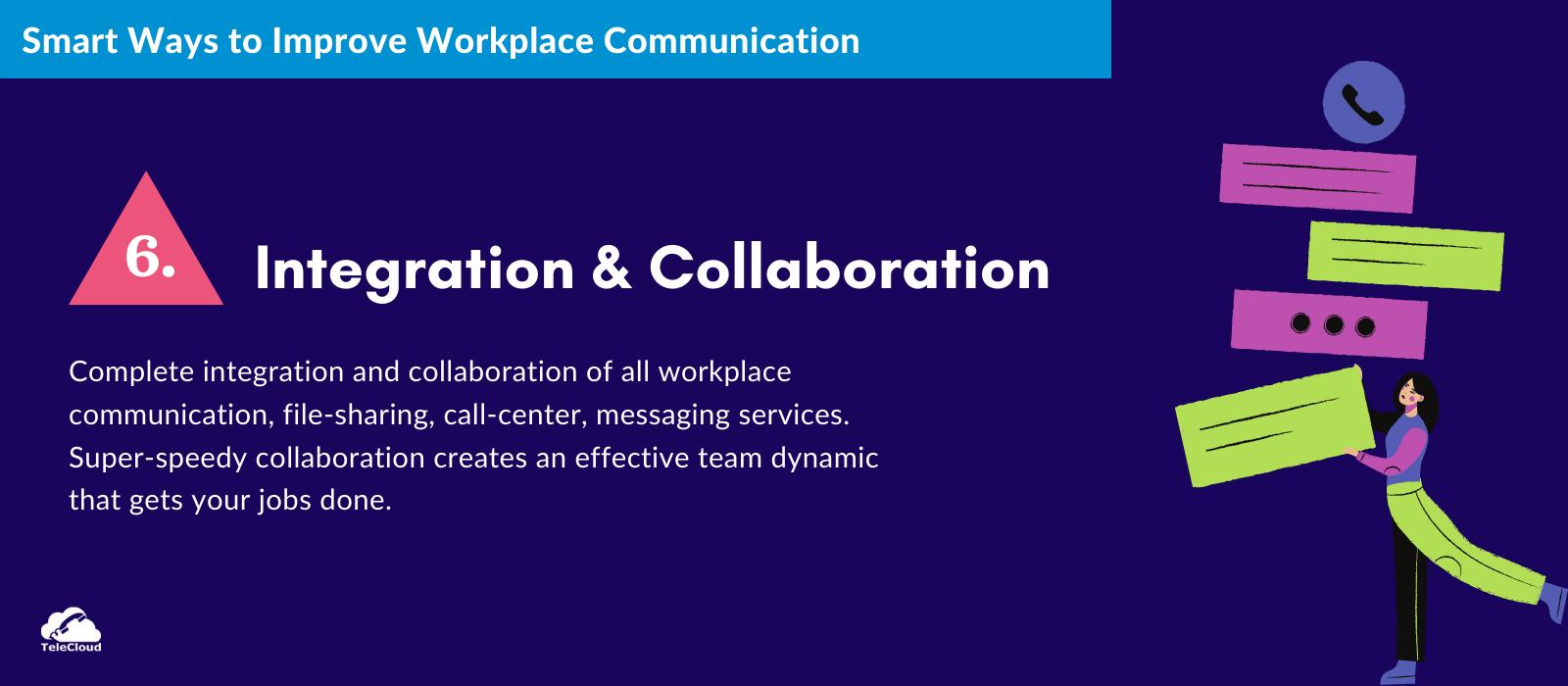 Communication Integration & Collaboration - TeleCloud