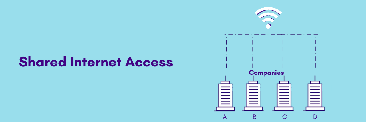 Shared Internet Access