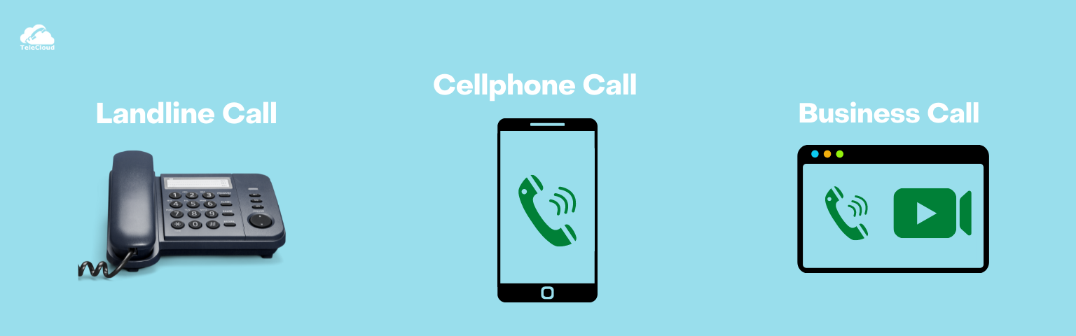 Before calling Mexico from the US, you need to identify the type of call